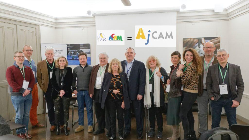 C.A. AJCAM, présidé par Régis Bourdot